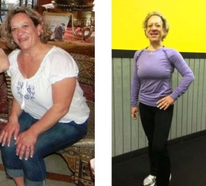 Pam Cavanagh Before and After PICS ONLY