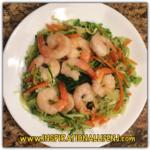 Shrimp & Zucchini Noodles